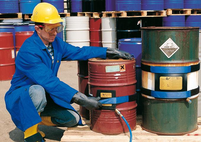 Leak Sealing Kraft Bag : Vetter mini leak sealing bag set diamondback fire and
